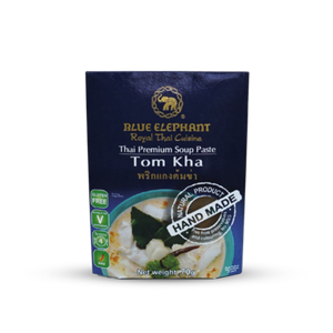 Blue Elephant Tom Kha Soup Paste Curry Sachets - Thai Roots Market