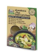Thai Green Curry Paste (Vegan)
