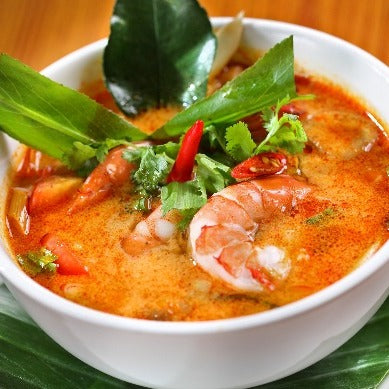 Thai Tom Yum Paste (Vegan)