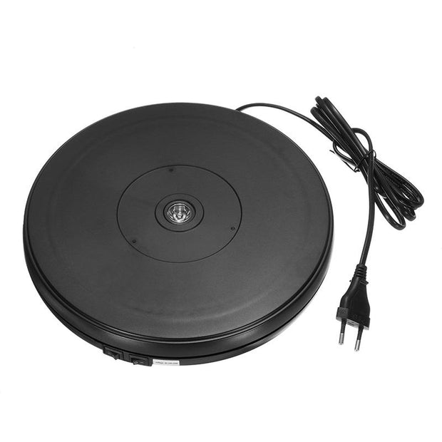 360 Degree Rotating Turntable - The Secret Gadget