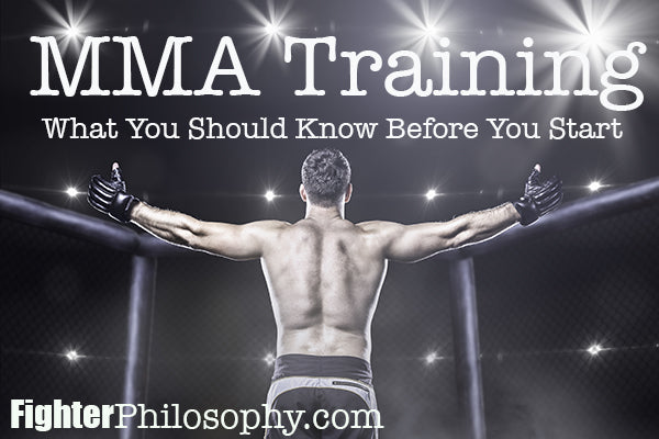 MIXED MARTIAL ARTS TRAINING TIPS