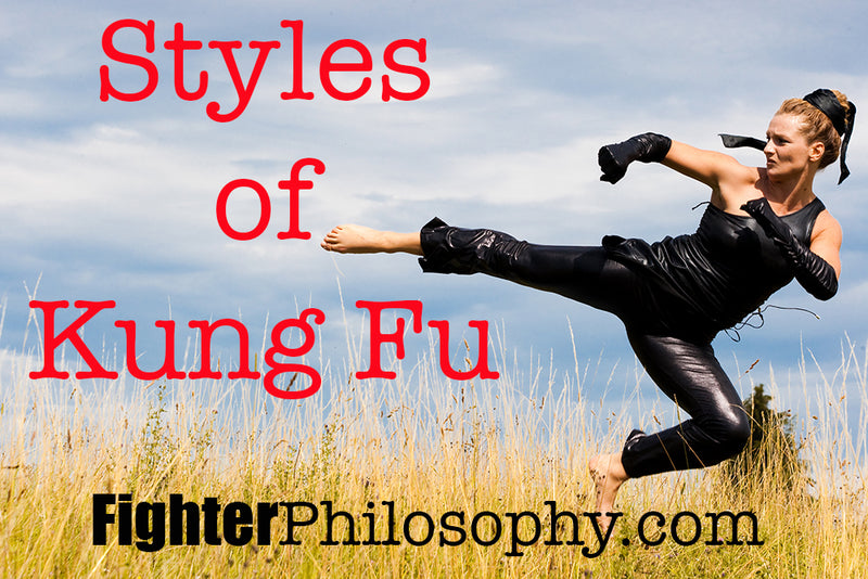 STYLES OF KUNG FU