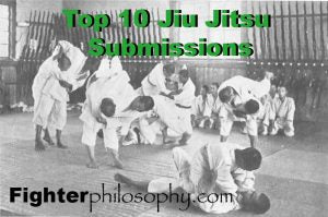 TOP 10 JIU JITSU SUBMISSIONS