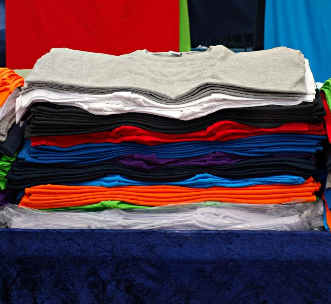 Who Invented the Standard T-Shirt?