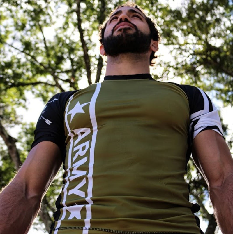 ARMY RASH GUARD