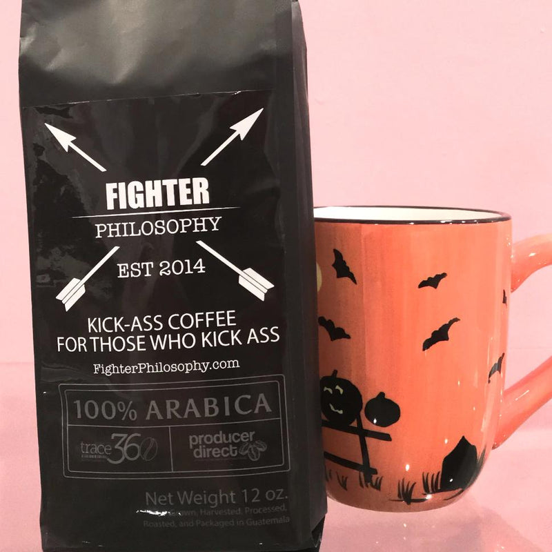FighterPhilosophy Coffee