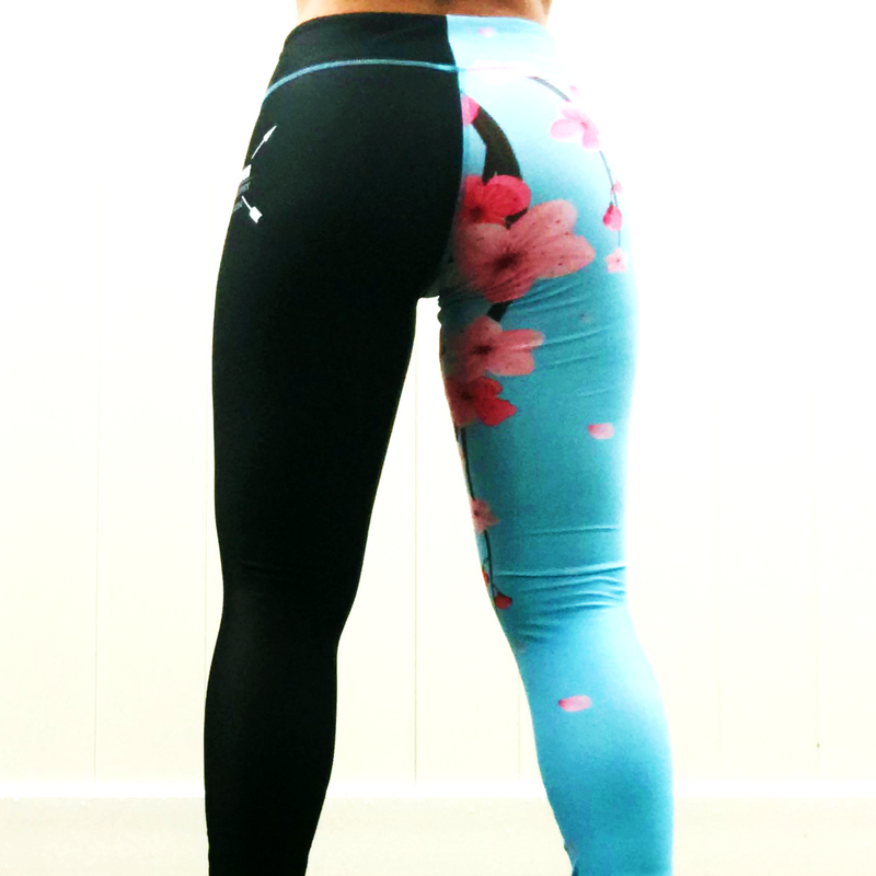 WOMEN'S SPATS [Blue/Pink]