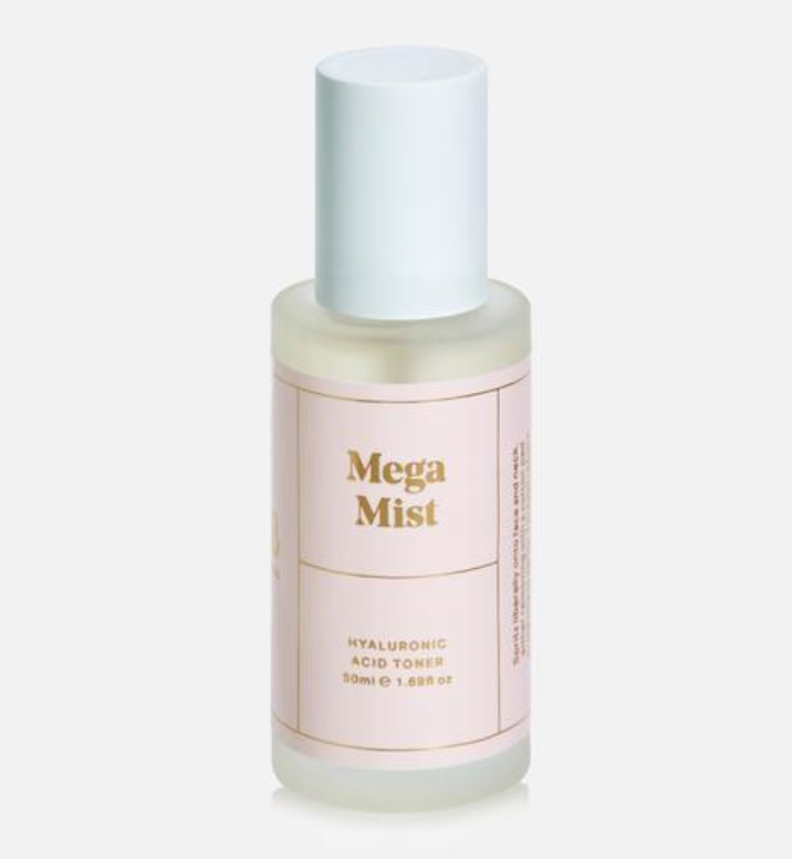 BYBI Beauty Mega Mist Hyaluronic Acid Toner