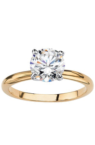 AMY SOLITAIRE RING
