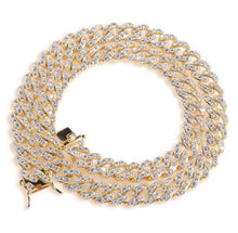 DAINTY CUBAN LINK NECKLACE