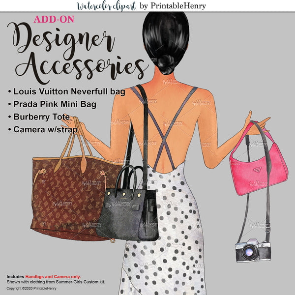 Designer Accessories Add-on kit - PrintableHenry