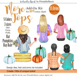 More BFF Tops Add-On kit