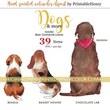 Dogs and More Custom clipart