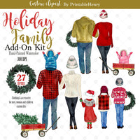 Holiday Family Add-On kit