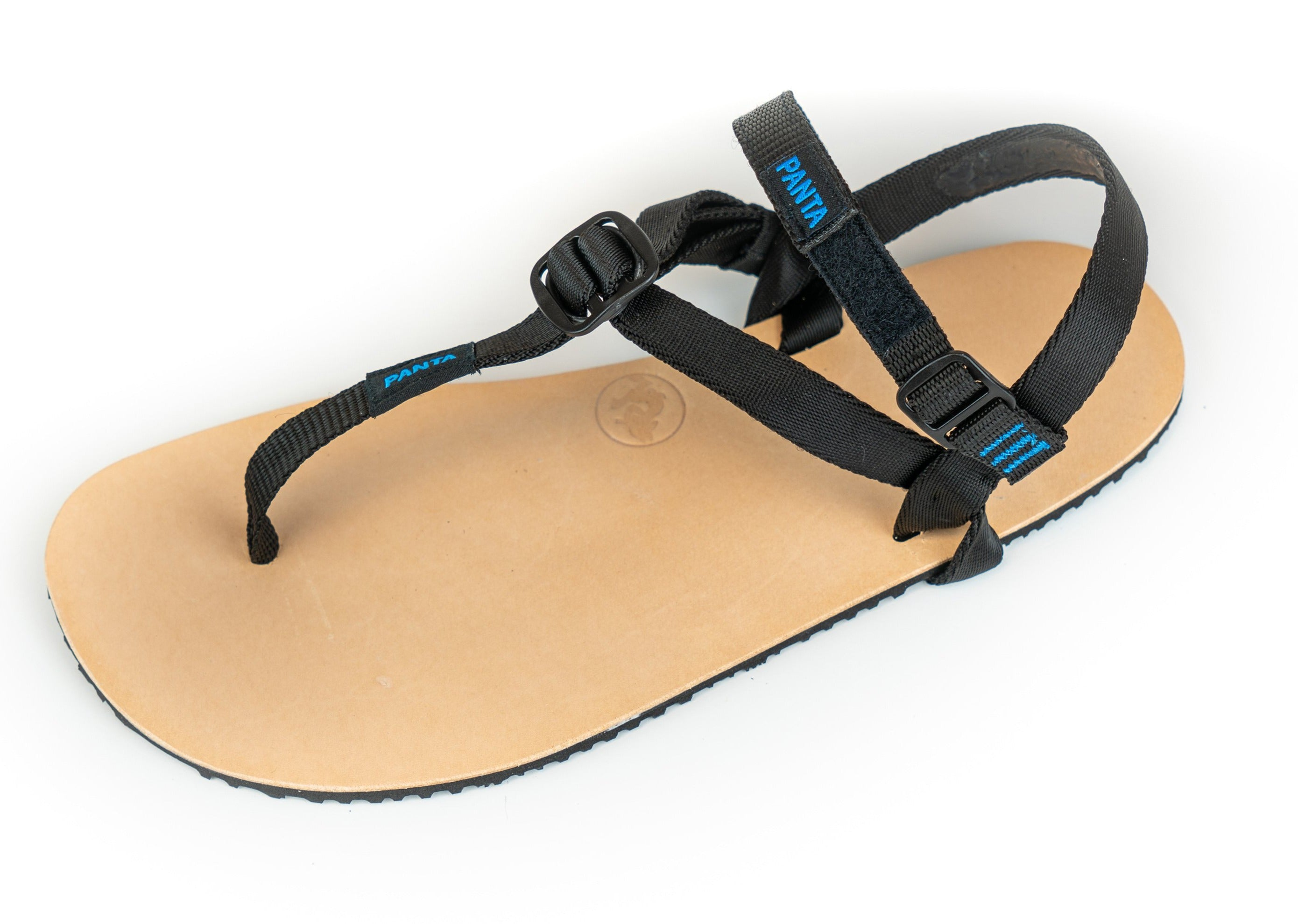 Lykaios sandals with Thoknia straps attached