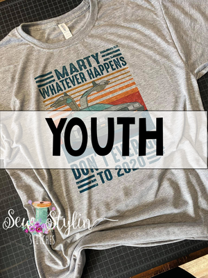Youth Smarty Marty 2020 Tee