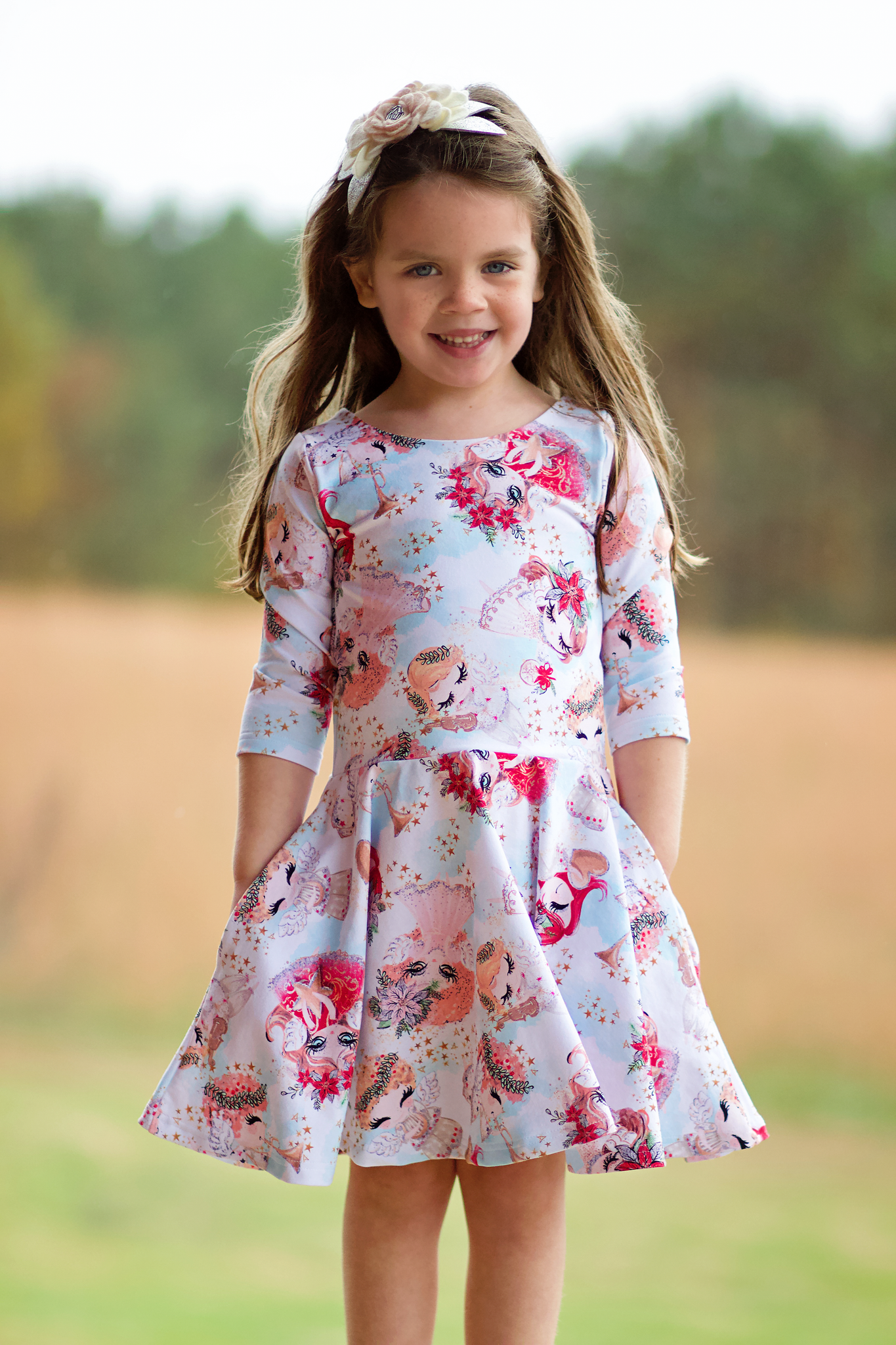 Isla Twirl Dress