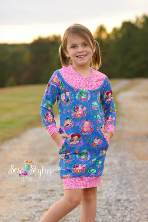 Vivax Tunic/Top and Dress