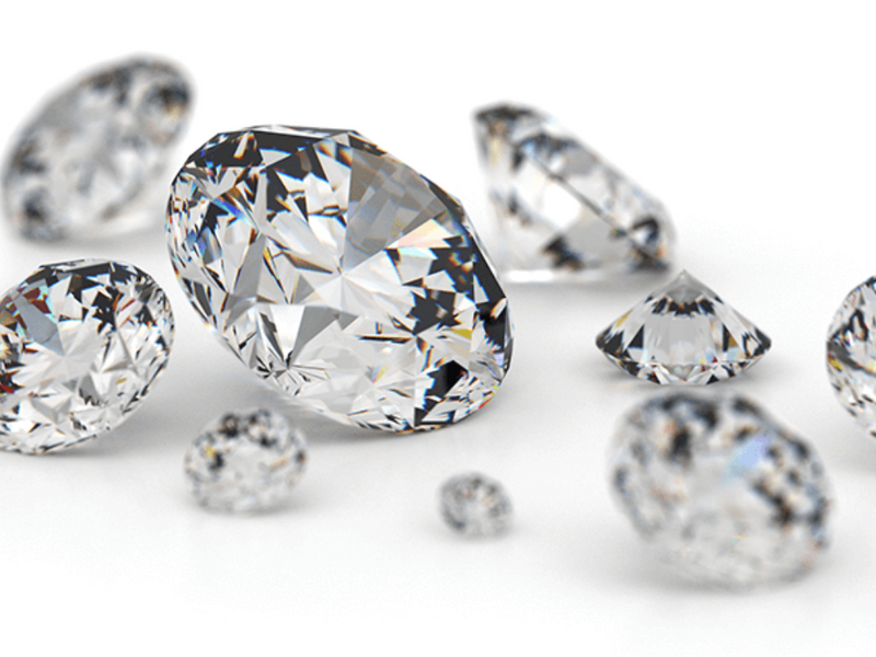 A diamond is a girl's best friend…. unless it's not!