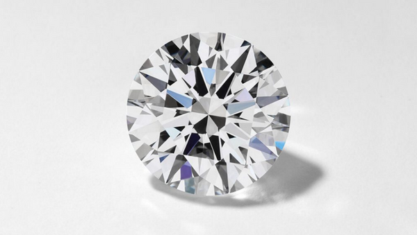 Natural Brilliant Cut Round Diamond