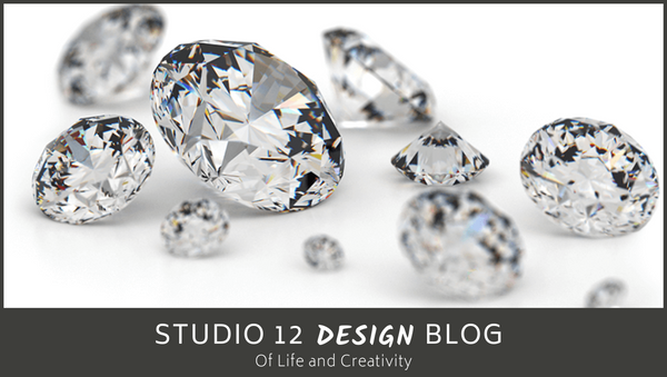 Studio 12 Design Blog- Natural Diamonds and Synthetic Diamonds