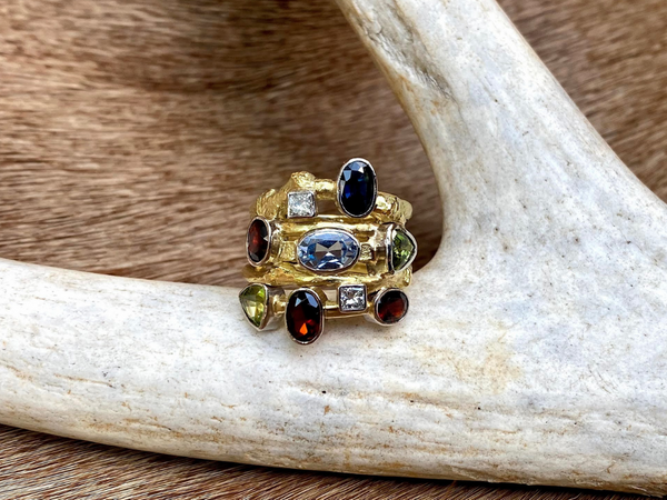 Jewelry is in our DNA | For centuries, jewelry has been part of our human biology, satisfying our need to self-identify. Bespoke Jewelry | Studio 12 Design Blog