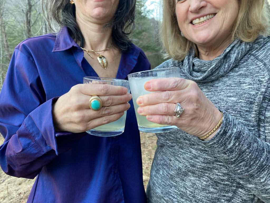 Cheers to You! You deserve a Bespoke Ring and a Muse Margarita! | Jewelry Redesign | Ethical Jewelry