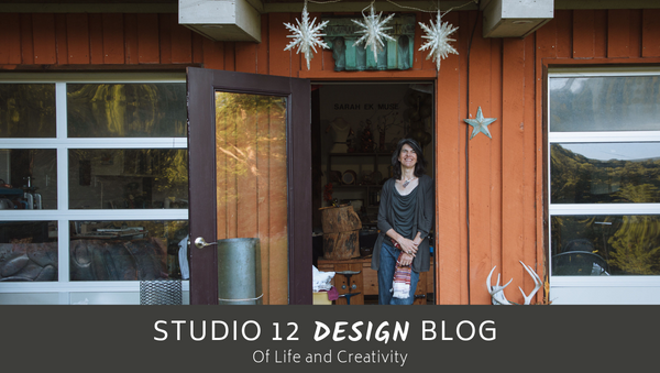Studio 12 Design Blog-Of Life and Creativity-Sarah Ek Muse- Jeweler- Designer-Metalsmith