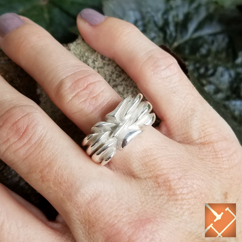One-of-a-Kind, Sterling Silver