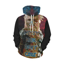 """Bacca"" All Over Print Hoodie (Women)"