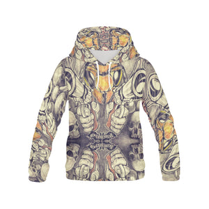LIMITED EDITION: ETERNAL OF KILLA BEEZ: (STICK'EM UP MF) All Over Print Hoodie for Men (USA Size)