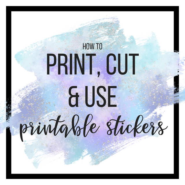 Printable Kit Instructions