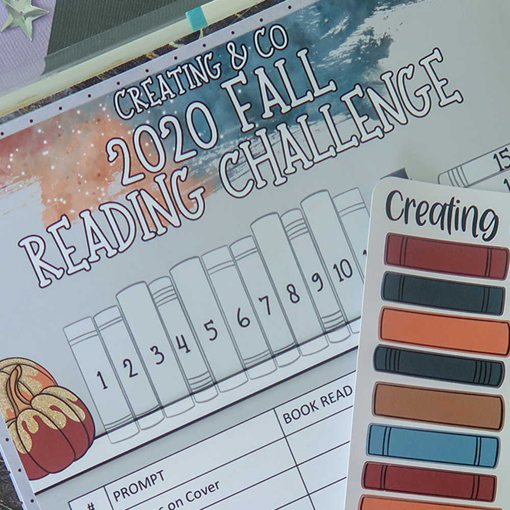 Fall Reading Challenges
