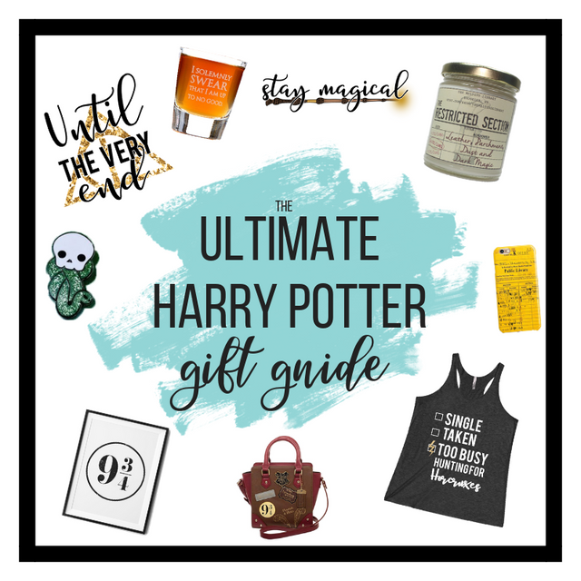The Ultimate Gift Guide for Harry Potter Lovers