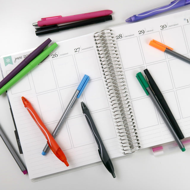 The 3 Best Types of Pens For Planning