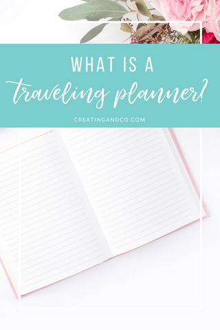 Just like the sisterhood of the traveling pants, but with a planner!  #planners #planning