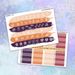 Fall Dragons Printable Weekly Planner Stickers