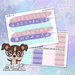 Happily Ever After Printable Weekly Planner Stickers