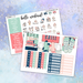 Movie and Chill Printable Weekly Planner Stickers