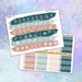 Stay Home and Read Printable Weekly Planner Stickers