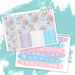 Sweet Treats Printable Weekly Planner Stickers