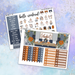 Happy Thanksgiving Printable Weekly Planner Stickers