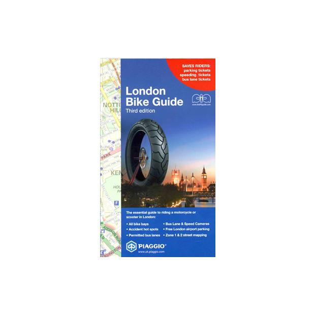 The London Bike Guide 3rd Edition - Pie Guides