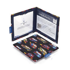 Rally Cars Wallet - Pie Guides