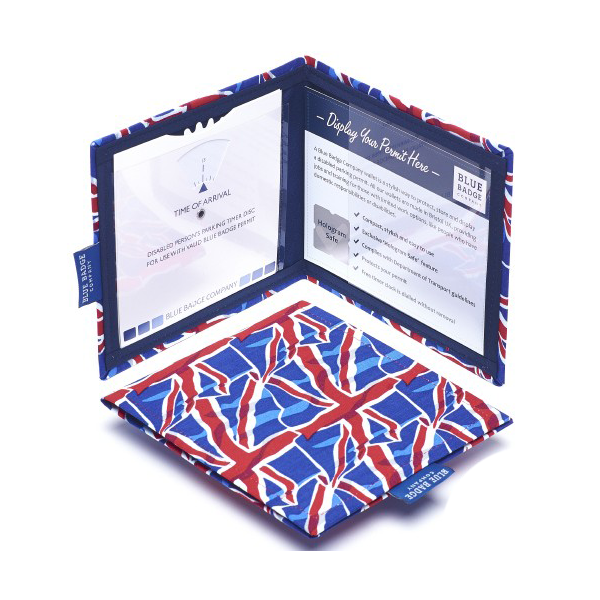 Union Jack Wallet - Pie Guides