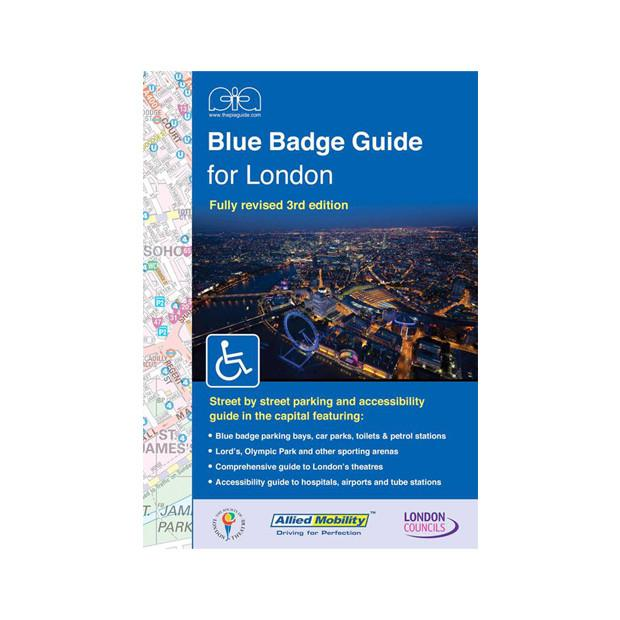 Blue Badge Guide for London - Pie Guides