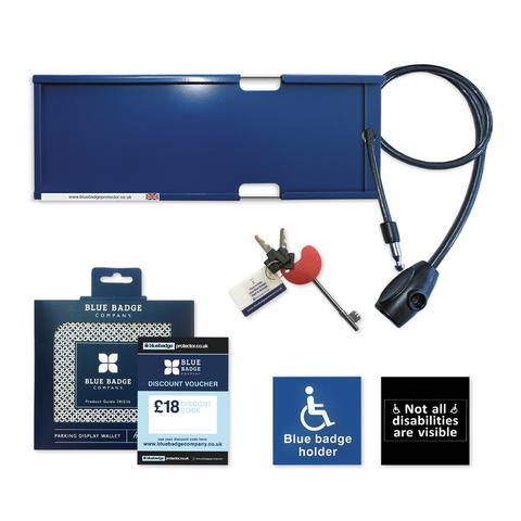 Starter Pack Blue Badge