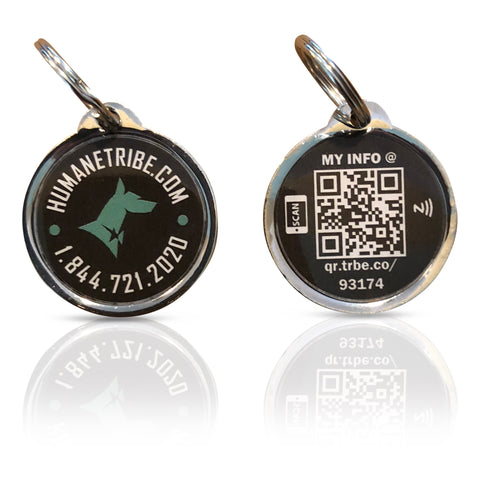 Humane Tribe Pet Locator Tag