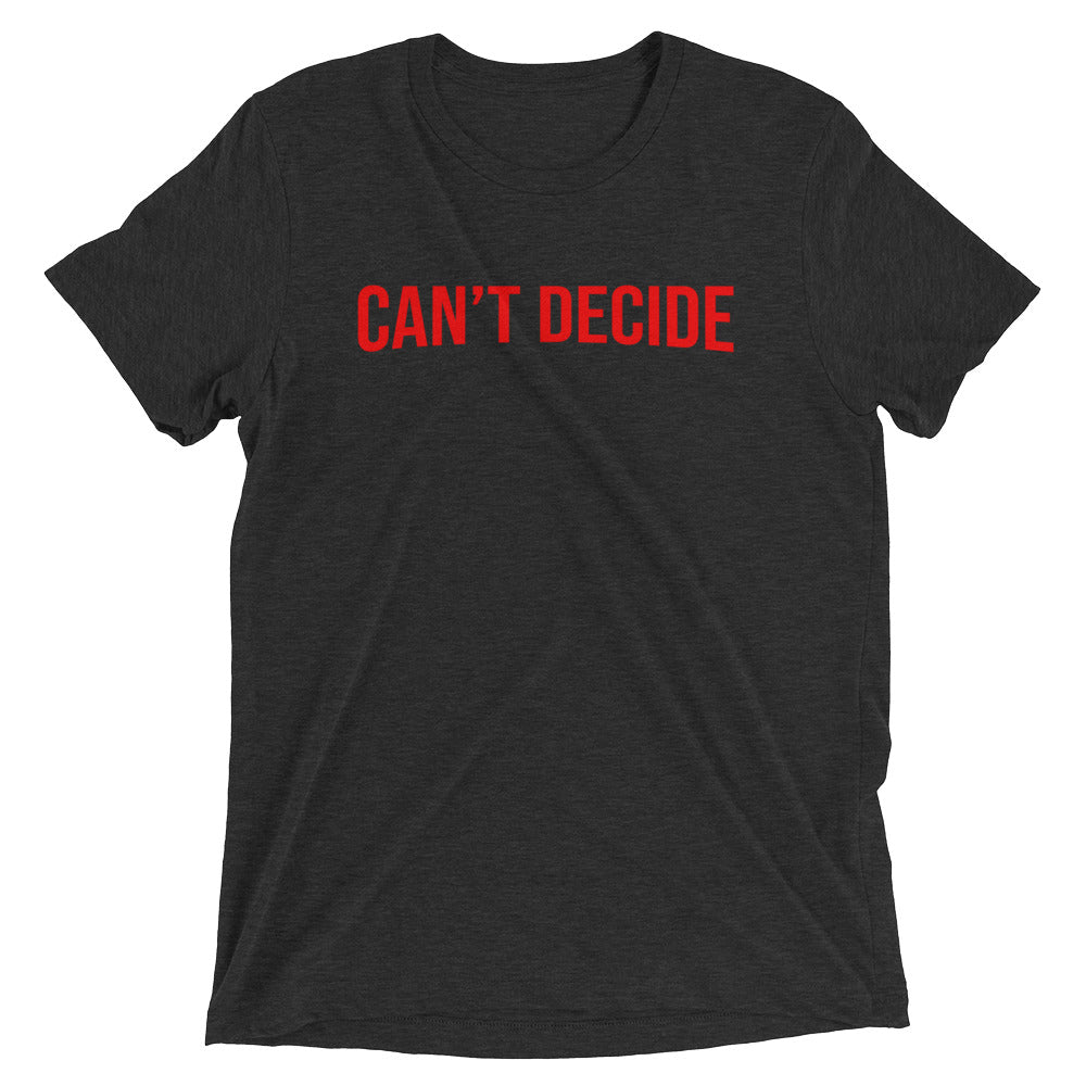 Can't decide - Unspiration
