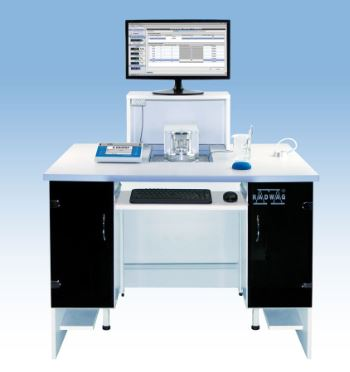 Workstation for Pipettes Calibration Accessories